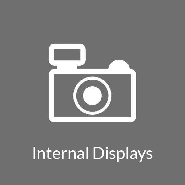 Internal Displays